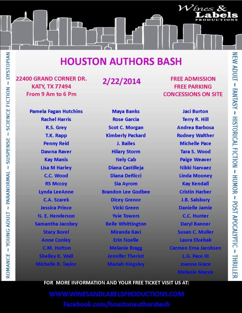 houston bash banner